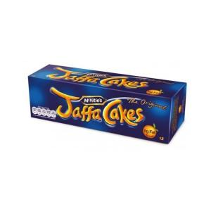 کیک با طعم پرتقال و روکش شکلات Jaffa مکویتیز