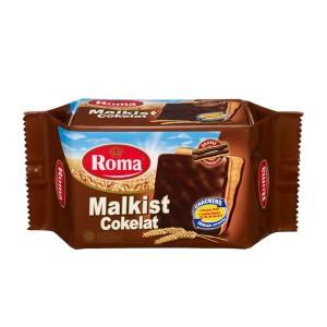 بیسکوئیت شکلاتی مالکیست روما