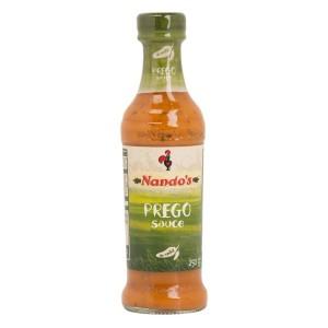 Nandos Prego Sauce