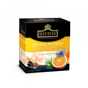 Riston Pyramid Orange & Rooibos