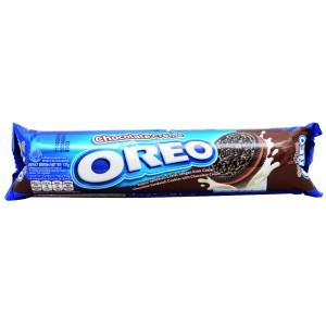 oreo chocolate cream biscuit