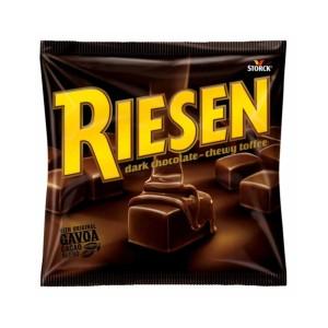 تافی شکلات تلخ ریزن 150 گرمی