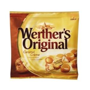 werther's original caramel crème