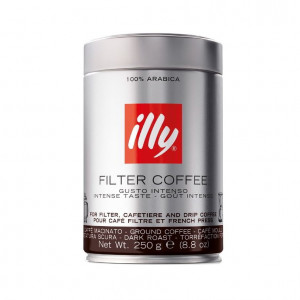 Illy Filter Coffee Dark
