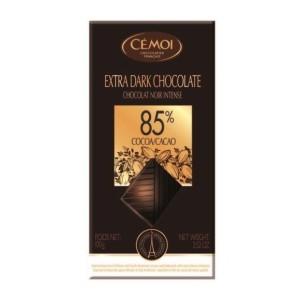 تابلت شکلات تلخ 85% سموی