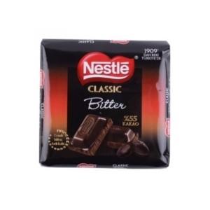 تابلت شکلات تلخ 55% نستله کلاسیک