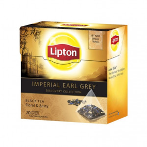 lipton imperial earl grey tea