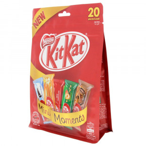 kit kat mini moments