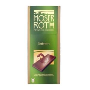 تابلت شکلات فندقی موزر روث