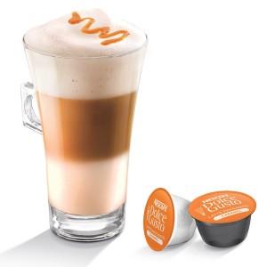 کپسول قهوه دولچه گوستو Caramel Latte Macchiato