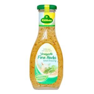 Kuehne Vinaigrette Fine Herbs Salad Dressing
