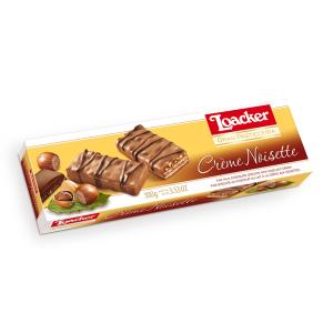 ویفر فندق و شکلات پاتیسریا لواکر