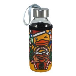 بطری لفافه دار طرح اردک