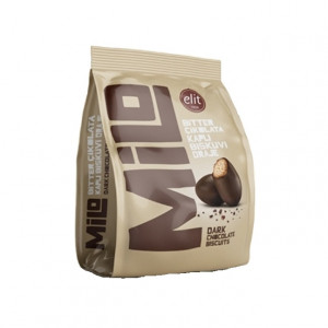 milo dark chocolate