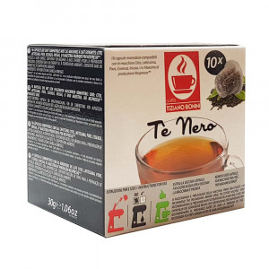 Tiziano Bonini Te Nera Herbal Tea Capsule