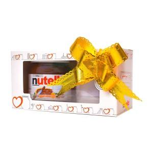 پک هدیه ماگ و عروسک و نوتلا کد Gift013