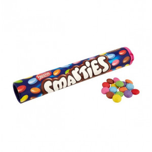 Nestle Smarties Tube 150G