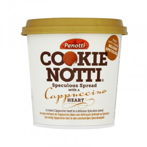 cookie notti penotti cappuchino