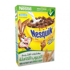 Nestle Nesquik Chocolate Breakfast