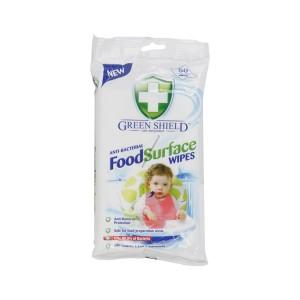 دستمال مرطوب مخصوص لوازم کودک گرین شیلد