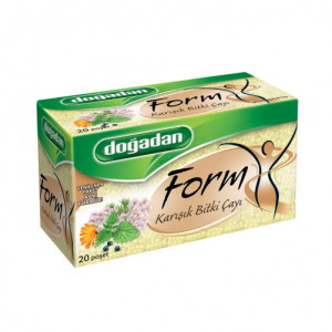 Dogadan Form Blended Herbal Tea