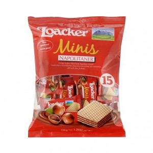Loacker Mini Napolitaner