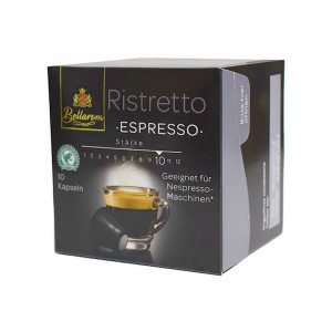 کپسول قهوه بلاروم Bellarom Ristretto