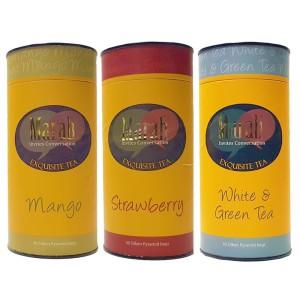 مجموعه سه عددی دمنوش میوه ای مارا مدل marahmix03