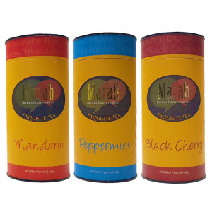 مجموعه سه عددی دمنوش میوه ای مارا مدل marahmix05