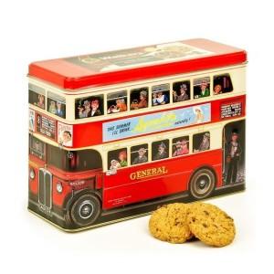 کوکی کره ای با تکه های شکلات واکرز مدل اتوبوس