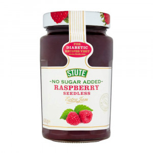 Stute No Sugar Added Raspberry