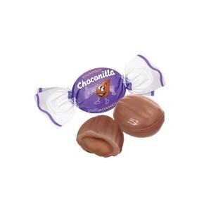 بسته یک کیلویی آبنبات شیر شکلات روشن