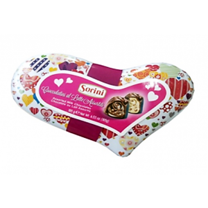 Sorini Batticuore Heart chocolate
