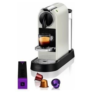 Nespresso CitiZ DeLonghi EN 167.W Espresso Maker