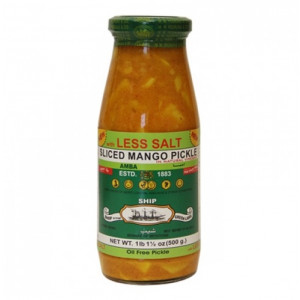 Ship Brand Sliced Mango Pickles