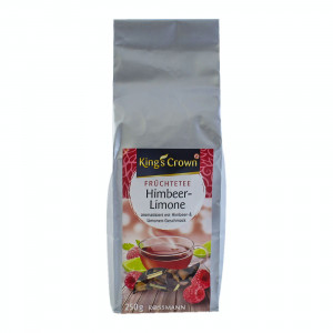 king's crown raspberry lemon tea