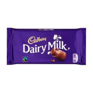 تابلت شکلات شیری کدبری دایری میلک