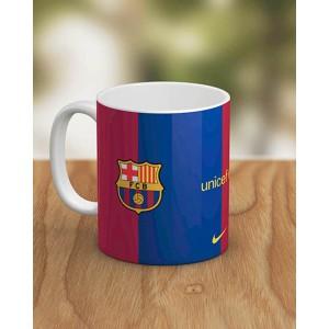ماگ سرامیکی طرح بارسلونا