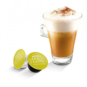 کپسول قهوه دولچه گوستو  Cappuccino