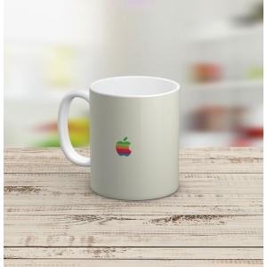 ماگ سرامیکی طرح apple