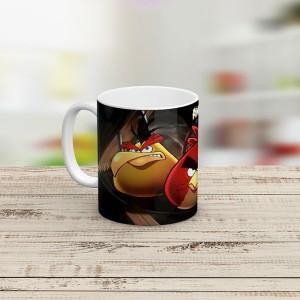 ماگ سرامیکی طرح Angry Birds
