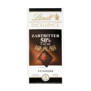 Lindt Excellence Zartbitter 50%