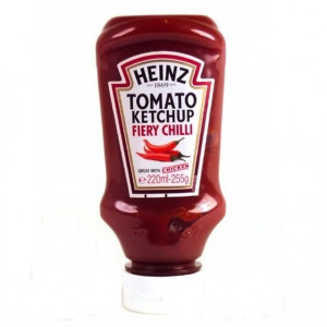 Heinz Ketchup With Fiery Chilli