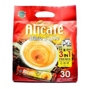 قهوه سفید جینسینگ دار 3 در 1 علی کافه