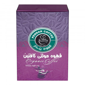بسته قهوه پندار مدل مولتی کافئین