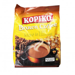 kopiko brown coffee