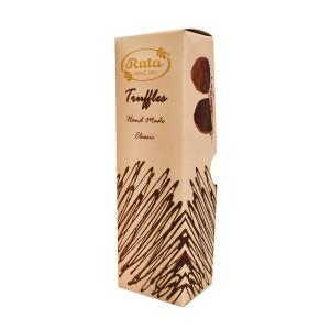 ترافل شکلاتی کلاسیک دستساز روتا