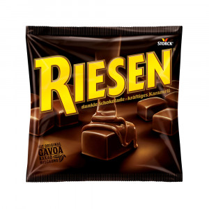 تافی شکلات تلخ ریزن