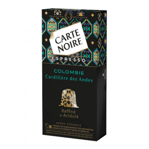 Carte Noire COLOMBIE Coffee Capsule