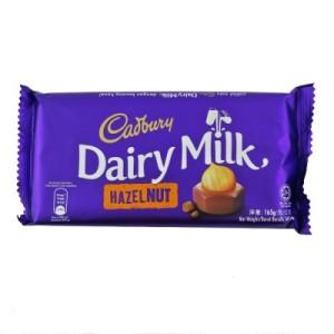 Cadbury Dairy Milk Hazelnut